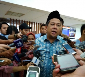 Vice Chairman of DPR Fahri Hamzah