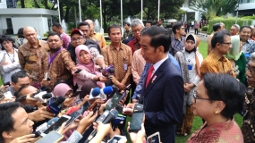 President Instructs Enhancement of Indonesian Economic Diplomacy