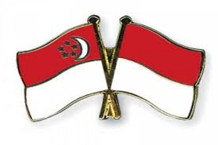 Indonesia and Singapore