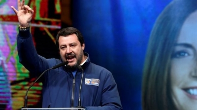 Salvini Faces Setback in Italian Regional Election