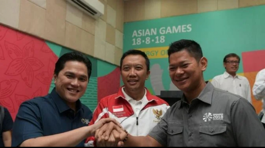 Terrorism Acts Cannot Disturb the Preparation of 2018 Asian Games