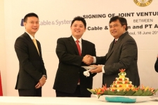 South Korea and Indonesia to Build Electric Cable Plant Worth $ 50 Million Dollars  in Indonesia