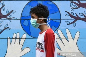 Wearing face masks is compulsory for Indonesians in public: Jokowi