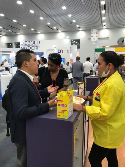 Indonesia take advantage of ANTAD exhibition ALIMENTARIA 2018 & @ANTADMx in Mexico for the promotion of food and beverage products. @KBRIMexicoCity