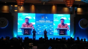 Indonesia-Pacific Parliamentary Partnership in Jakarta, on Monday (23/7)