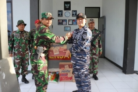 Handing over logistic