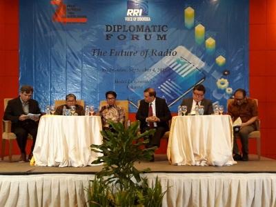 Seychelles Ambassador Believes Radio Exists in the Digital Age