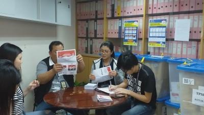 Nearly 50% of Ballots in Hong Kong Completed, Jokowi 86%, Prabowo 14%