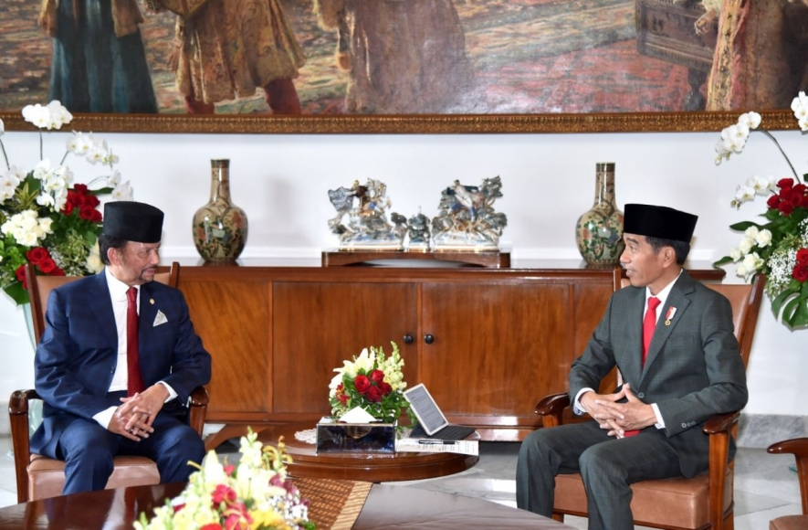 Indonesia-Brunei Agree to Increase Trade Cooperation