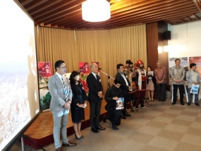 Sister city cooperation between Yamanashi perfecture with Yogyakarta Special Region