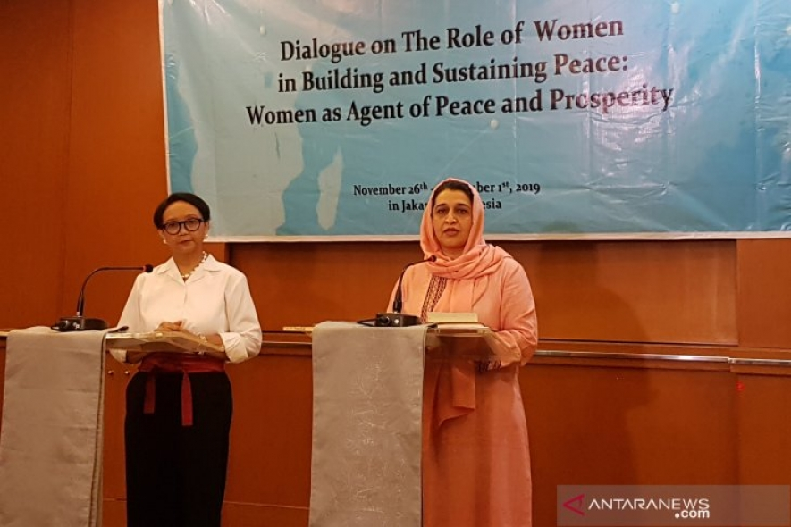 Afghanistan pursues Indonesia's support in realizing gender equality