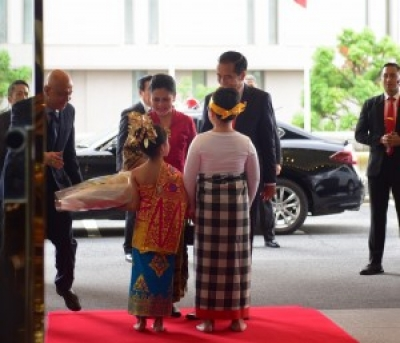 President Jokowi Will Meet South Korean President and President of the Republic of China