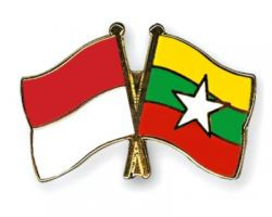 Indonesia and Myanmar Explore Trade and Investment Cooperation