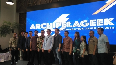 Creative Economy Agency-Bekraf Shows Indonesia Game Industry in Game Connection 2018