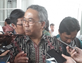 General Chairman of Indonesian Textile Association -API , Ade Sudrajat