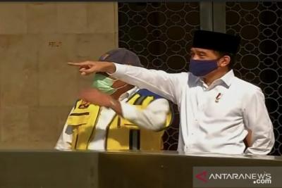 Houses of Worship Reopen, albeit with Stringent Procedures: Jokowi