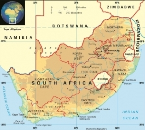 Leadership Crisis in South Africa