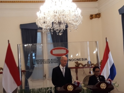 Dutch Foreign Minister: Indonesia Has a Very Important Role for the Netherlands