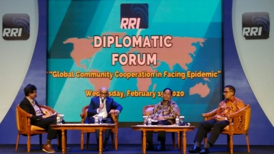 Diplomatic Forum Talk Show 19.02.2020