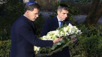 Holocaust: Dutch PM Apologises over Failure to Protect Jews