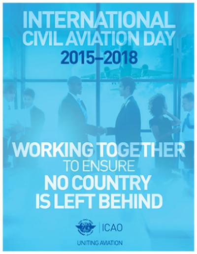 7 December : International Civil Aviation Day