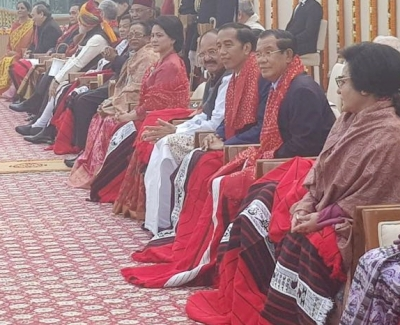 President Joko Widodo Attends the Indian Republic Day Parade