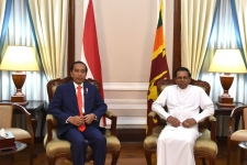 Indonesia - Sri Lanka Agrees to Focus on Economic and Trade Cooperation