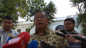 Coordinating Minister for the Economic Affairs Darmin Nasution