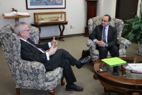 Indonesian Embassy Explores Cooperation with Canada