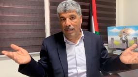 """El ministro palestino Walid Assaf: """"La paz la hacen dos partes, no una sola"""""""