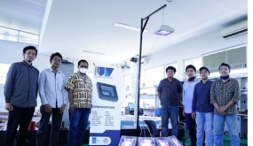 ITS diseña lámparas LED IUV para la esterilización Covid-19