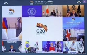 Buitenland : G20 belooft kosten coronavaccinaties op zich te nemen