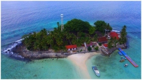 Samber Gelap-eiland : een toeristisch object in Zuid-Kalimantan