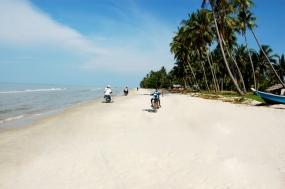 Rupat Island in Bengkalis, in de provincie Riau