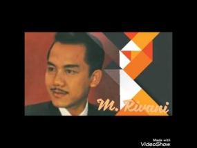 Kerontjongliedjes: Semalam di Kuala Lumpur gezongen door M. Rivany