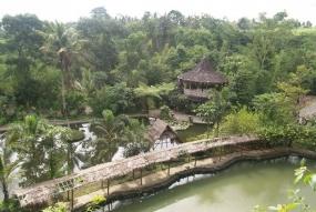 Dukuh Waringin Tourism Dorp, Kudus, Midden-java