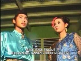 """Maleisische popsongs: """"Betantang Mate"""", gezongen door Puspita Sari en Edin Sabar"""
