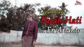 Maleisische popsongs: Patah Hati gezongen door En Arianto