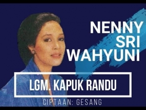 Kerontjong liedjes : Lgm Kapuk Randu gezongen door Sri Wahyuni