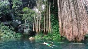 Sirah Cipelang-bronnen uit West Java