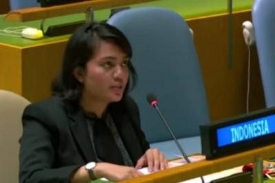 En réponse aux accusations de violations des droits humains, l'Indonésie a affirmé que Vanuatu n'est pas un représentant de la Papouasie