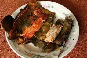 Palai Bada, un aliment de Sumatra de l'Ouest