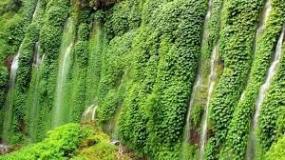 La cascade de Sumber Pitu