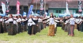 La danse de Ndundu Ndake