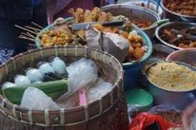 Sego Boranan, un plat typique de Lamonga, Java oriental