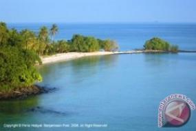 L' île de Samber Gelap