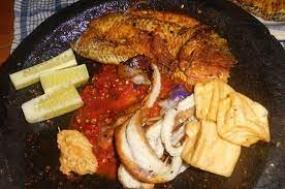 Le seruit, un aliment typique de Lampung