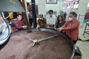 L'Ambassade d'Indonésie intensifie la « diplomatie du café » en Égypte
