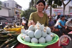 Telok Ukan, la nourriture spéciale de Palembang