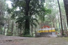 Cascade de Cipamingkis